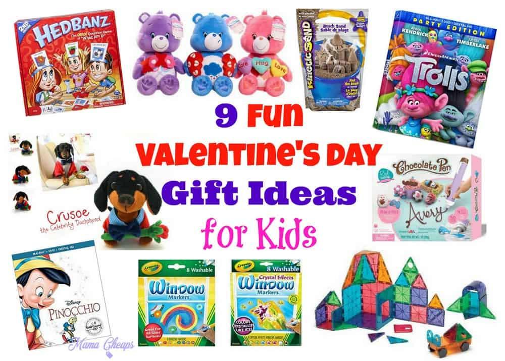 Valentine'S Day Gift Ideas For Kids  9 Fun Valentine s Day Gift Ideas for Kids