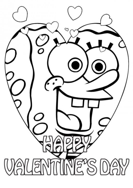 Valentines Coloring Pages For Kids  Valentine Coloring Pages Best Coloring Pages For Kids