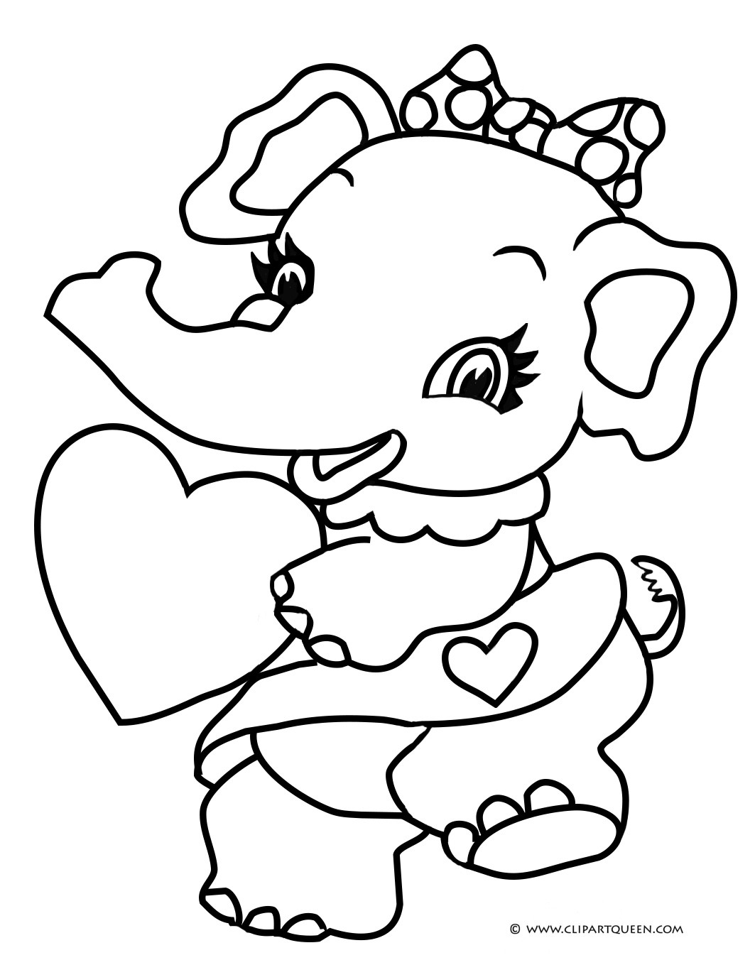 Valentines Coloring Pages For Kids  13 Valentine s Day coloring pages