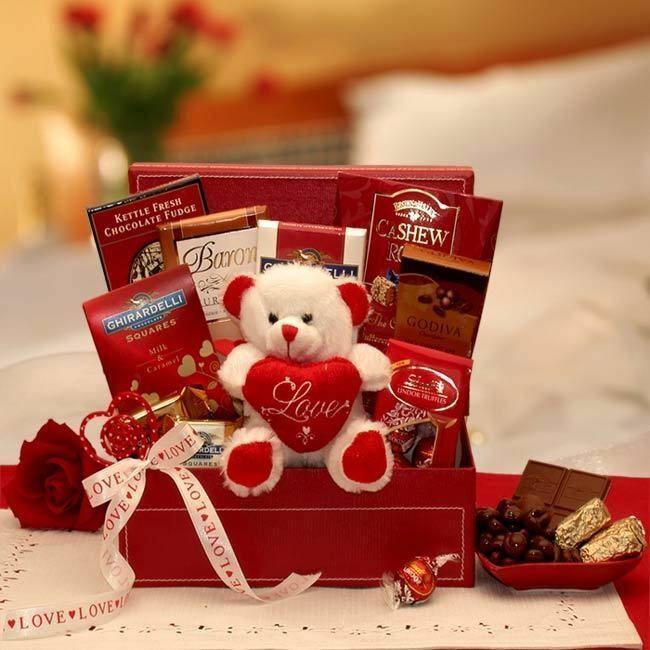 Valentines Day Gift Basket Ideas  Valentine s Day Gift Basket Ideas