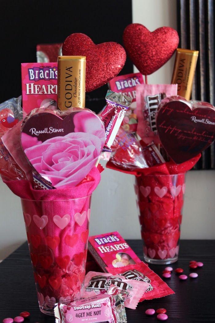 Valentines Day Gift Basket Ideas  Best 25 Valentine day ts ideas on Pinterest
