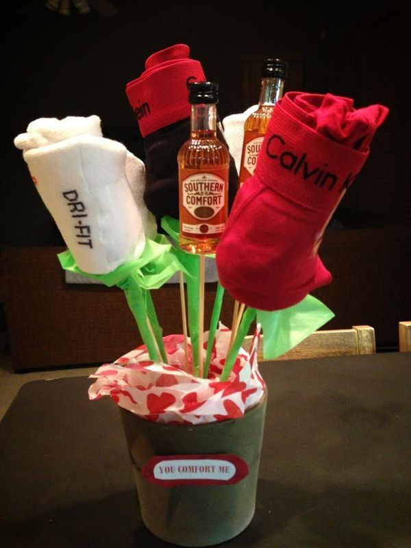 Valentines Gift Ideas For Him  DIY Valentine's Day Gifts For Him – cicihot