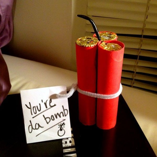 Valentines Gift Ideas For Him Homemade  77 Homemade Valentines Day Ideas for Him that re really