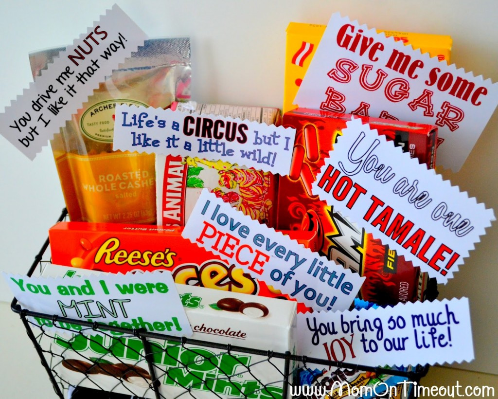 Valentines Gift Ideas For Him Homemade  DIY Valentine s Day Gift Baskets For Him Darling Doodles