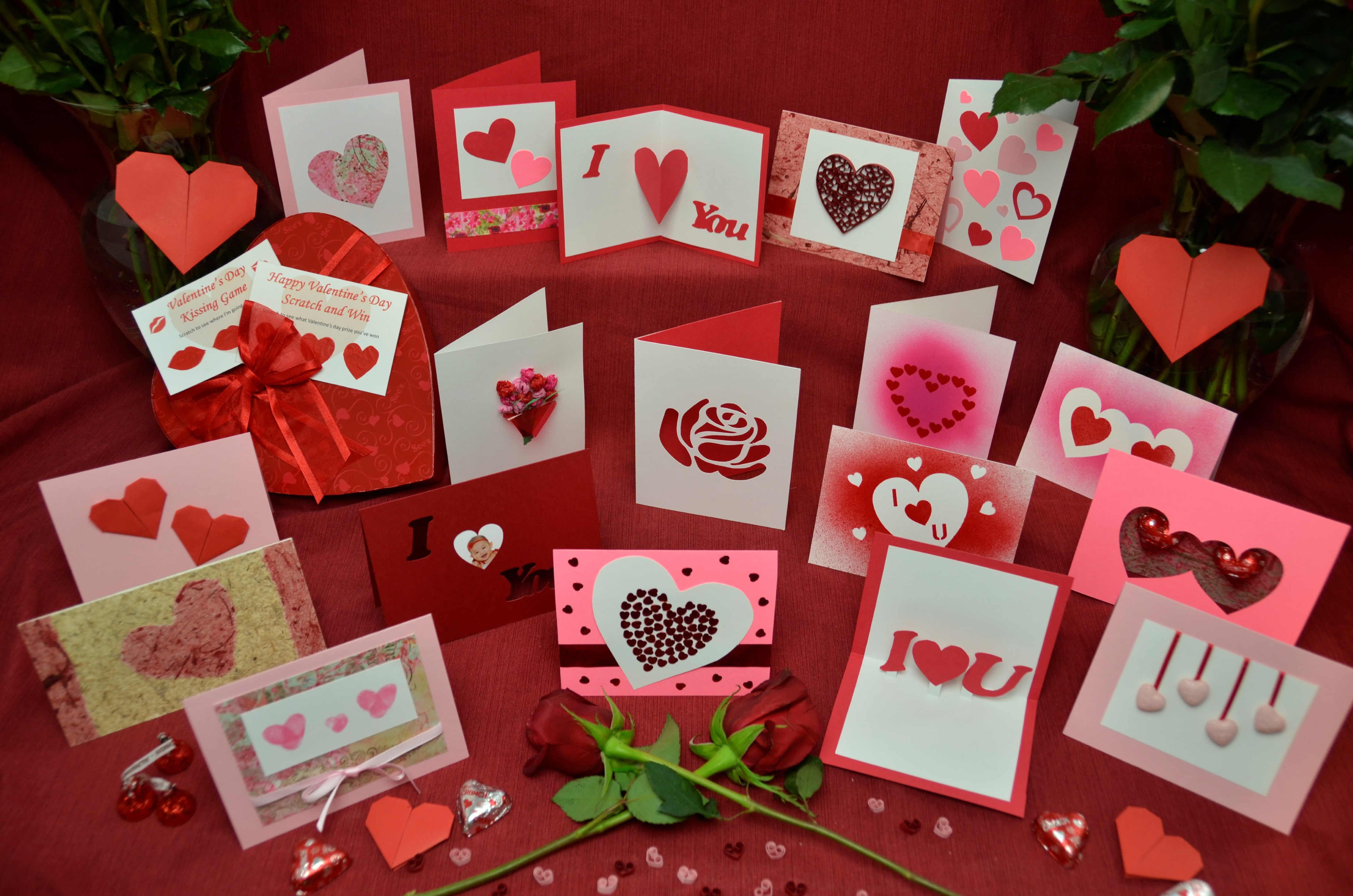 Valentines Gift Ideas For Him Homemade  Cute Romantic Valentines Day Ideas for Her 2017