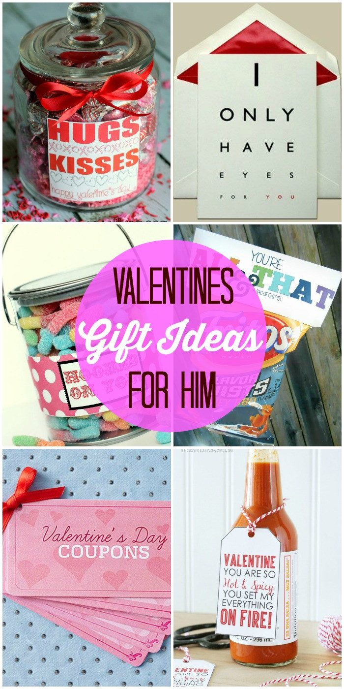 Valentines Gift Ideas For Him  Valentine s Gift Ideas for Him