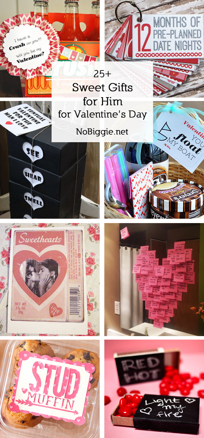 Valentines Gift Ideas For Him  25 Sweet Gifts for Him for Valentine s Day