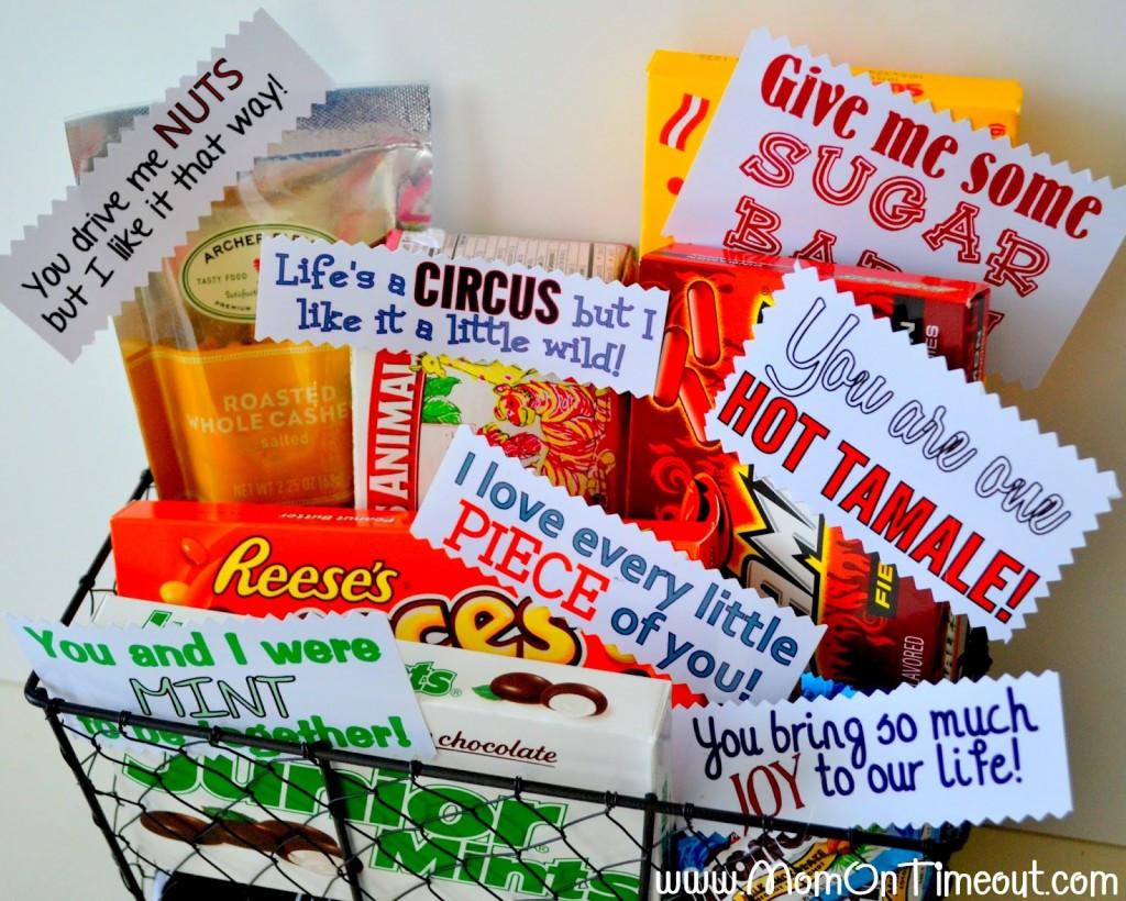 Valentines Gift Ideas For Him  DIY Valentine s Day Gift Baskets For Him Darling Doodles
