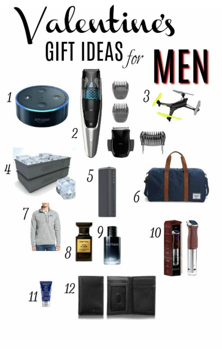 Valentines Guy Gift Ideas  Valentine s Day Gift Ideas For Men Decor Gold Designs