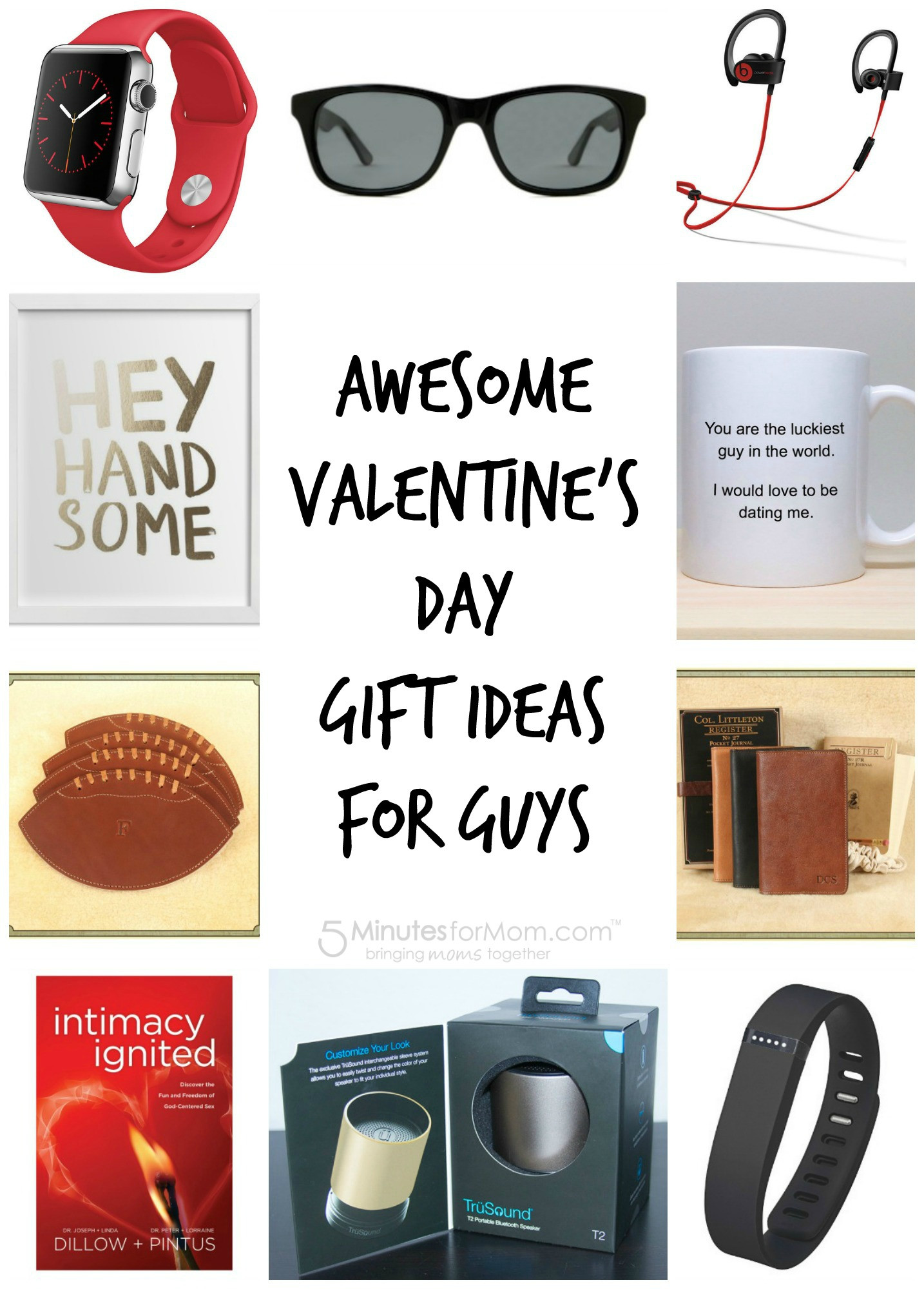 Valentines Guy Gift Ideas  Valentine s Day Gift Guide for Men