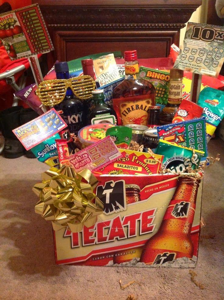 Valentines Guy Gift Ideas  DIY Valentine s Ideas for Him Yummy drinks
