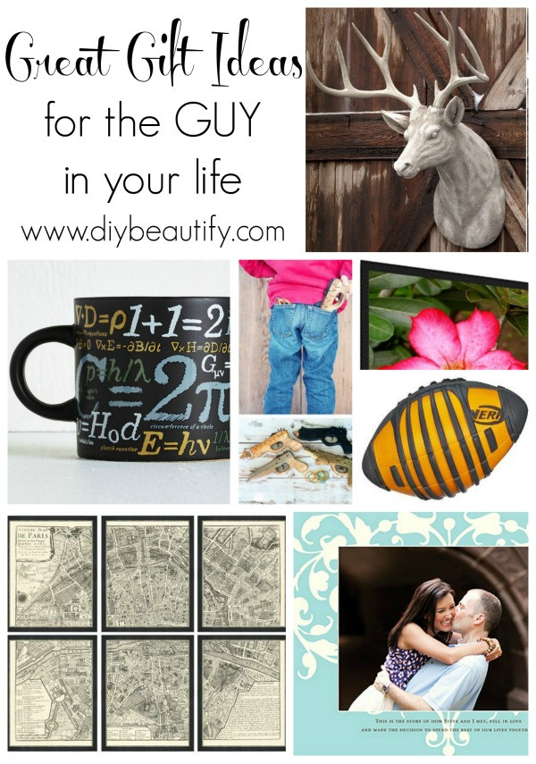 Valentines Guy Gift Ideas  Valentines Gifts for Guys