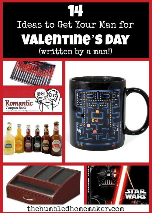 Valentines Guy Gift Ideas  14 Valentine s Day Gift Ideas for Men