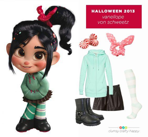 Vanellope Von Schweetz Costume DIY  27 best Vanellope von Schweetz Costume Wreck It Ralph