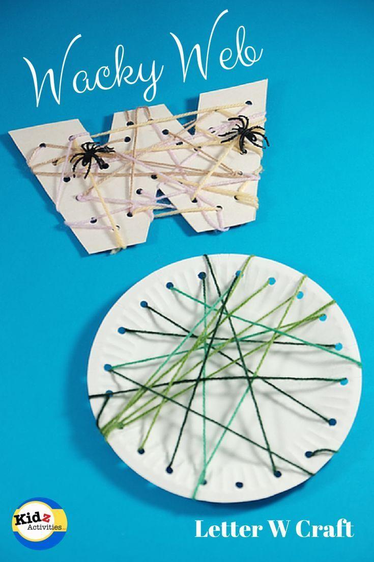 W Crafts For Preschool  77 best Letter W Crafts images on Pinterest