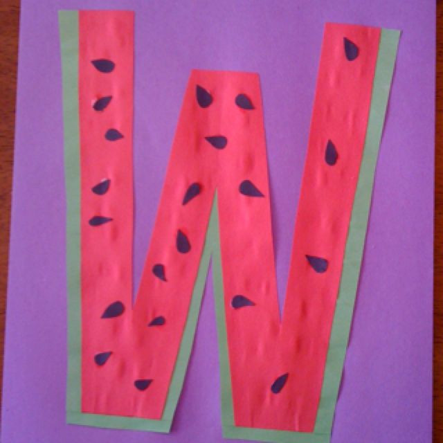 W Crafts For Preschool  17 Best ideas about Letter W Crafts on Pinterest