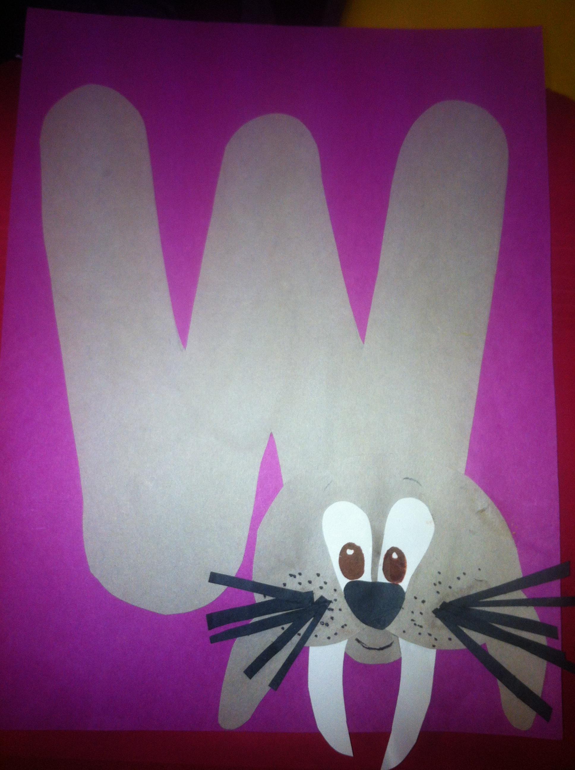 W Crafts For Preschool  Letter w crafts