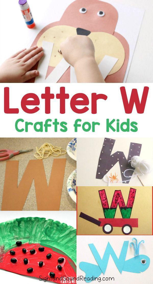 W Crafts For Preschool  Best 25 Letter w crafts ideas on Pinterest