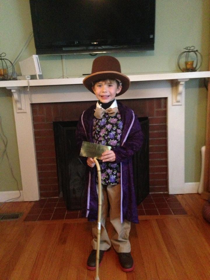 Willy Wonka Costume DIY  Willy Wonka Costumes for Men Women Kids