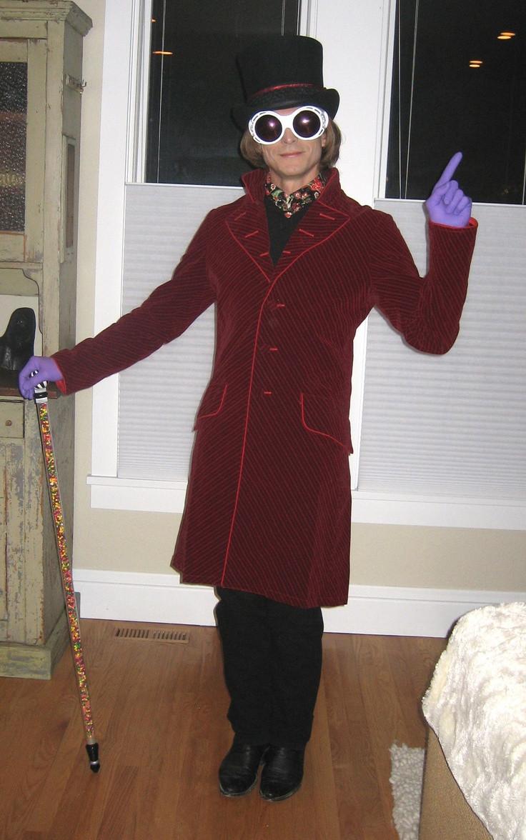 Willy Wonka Costume DIY  Willie Wonka Willy Wonka Pinterest