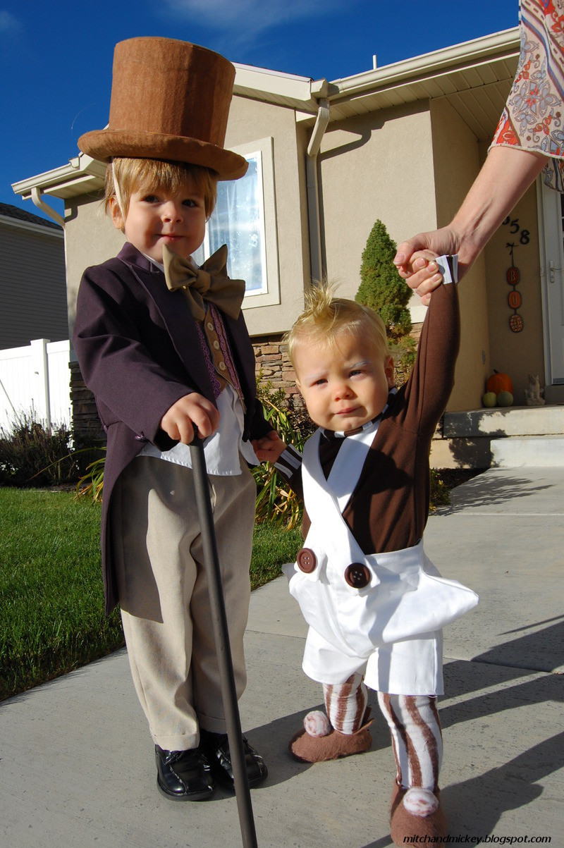 Willy Wonka Costume DIY  more than words can describe Halloween 2012 A World of