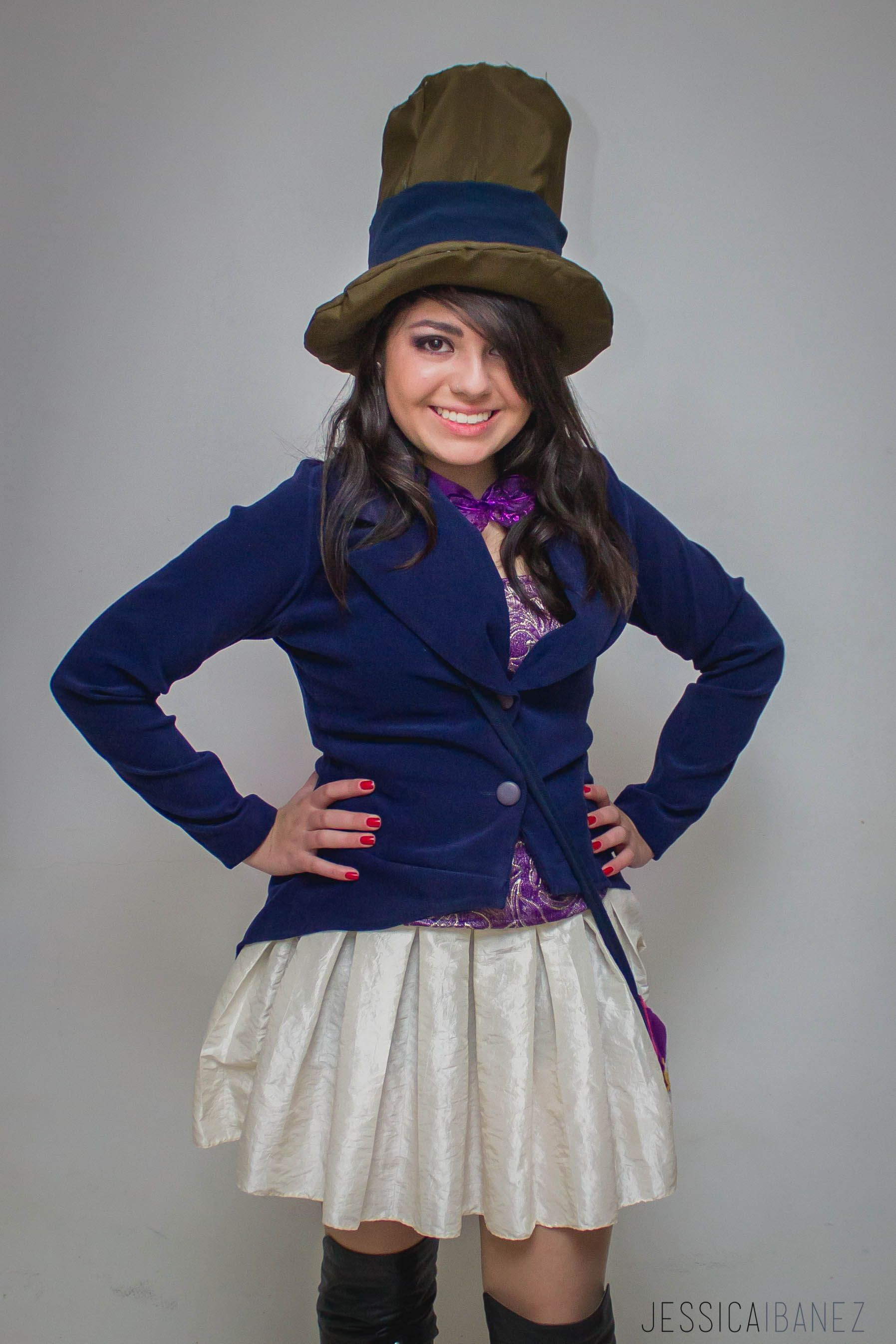 Willy Wonka Costume DIY  Willy Wonka Costume for Woman …