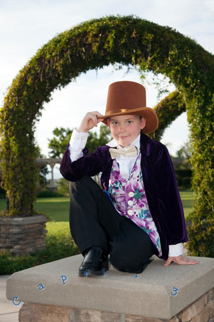 Willy Wonka Costume DIY  DIY Charlie and the Chocolate Factory Inspired Group
