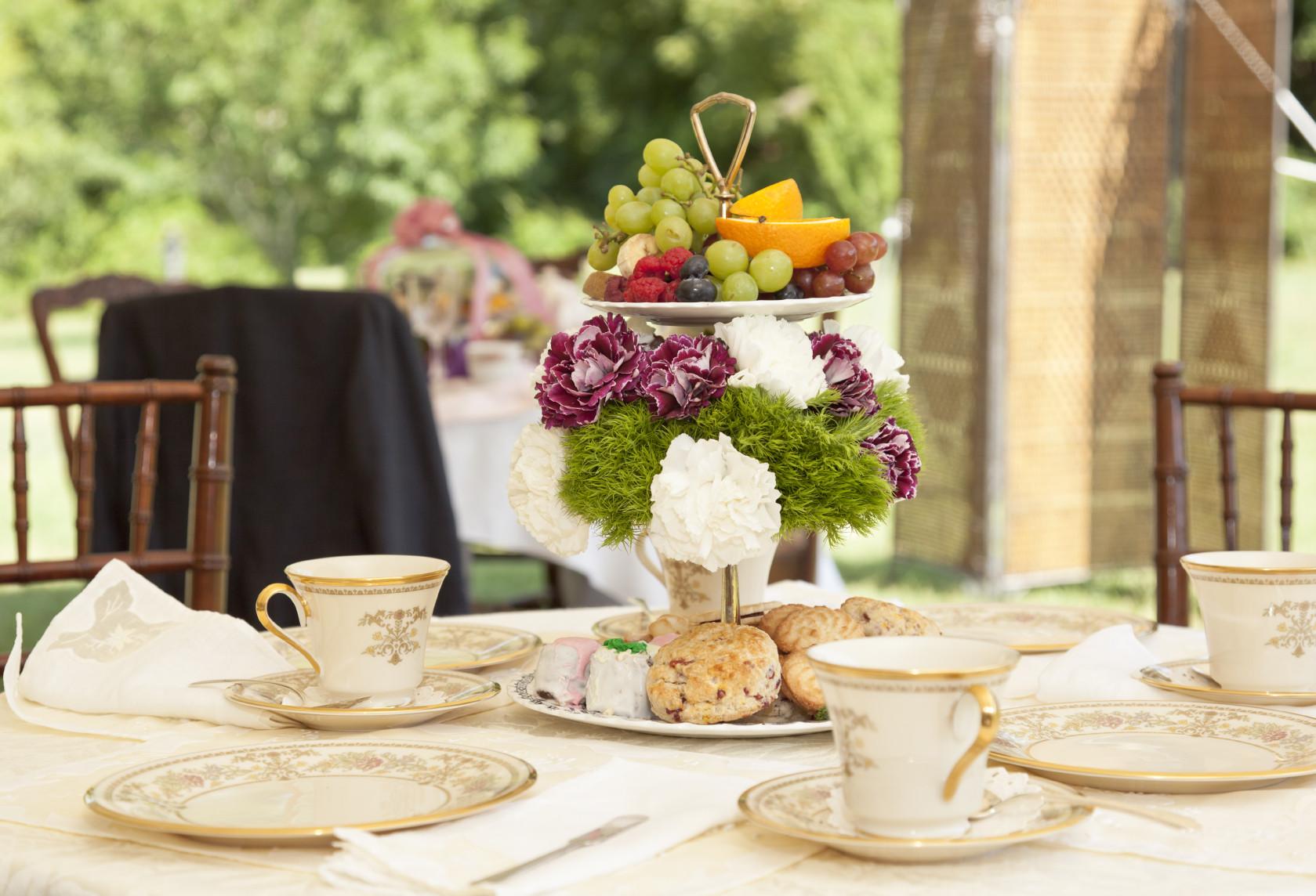 Women'S Tea Party Ideas  Party Ideas from Bigelow Tea Bigelow Tea