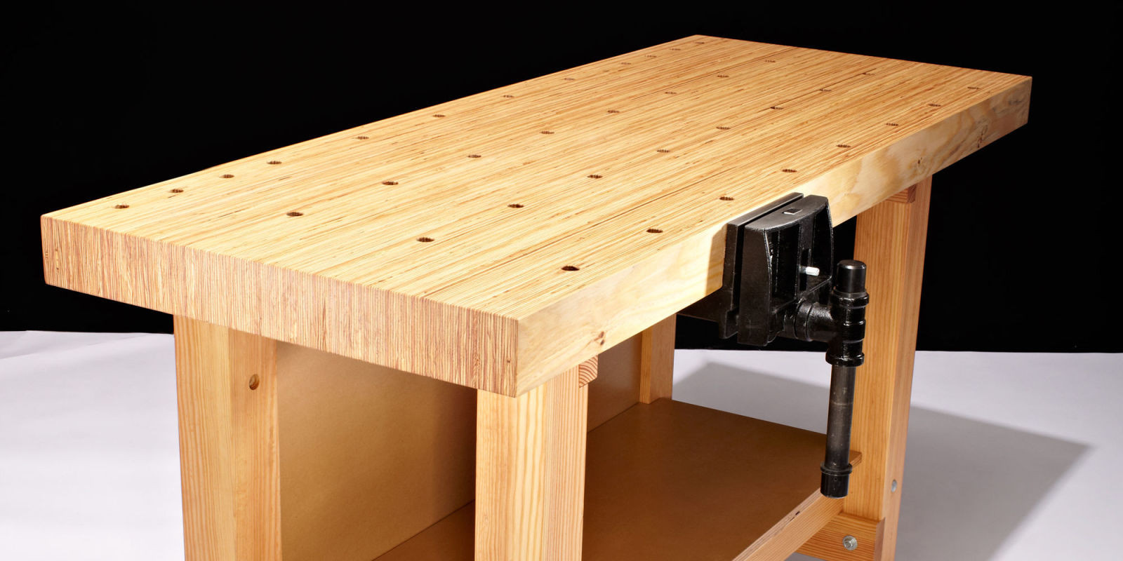 Workbench Plans DIY  How to Build This DIY Workbench