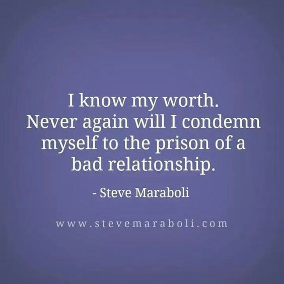 Worth Quotes Relationships  Know your worth A recovery from narcissistic sociopath