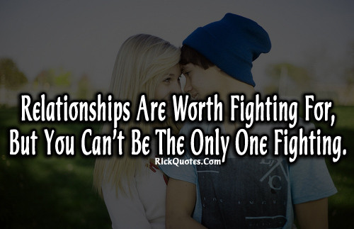 Worth Quotes Relationships  Relationship Quotes