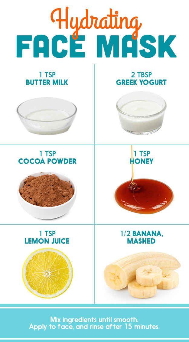 Yogurt Face Mask DIY  Here's What Dermatologists Said About Those DIY Pinterest