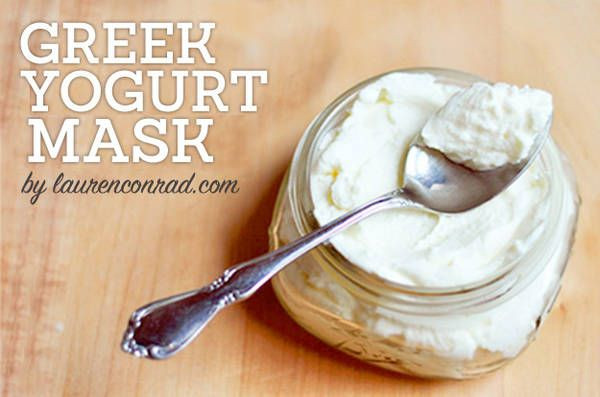 Yogurt Face Mask DIY  DIY Beauty My Greek Yogurt Mask Lauren Conrad
