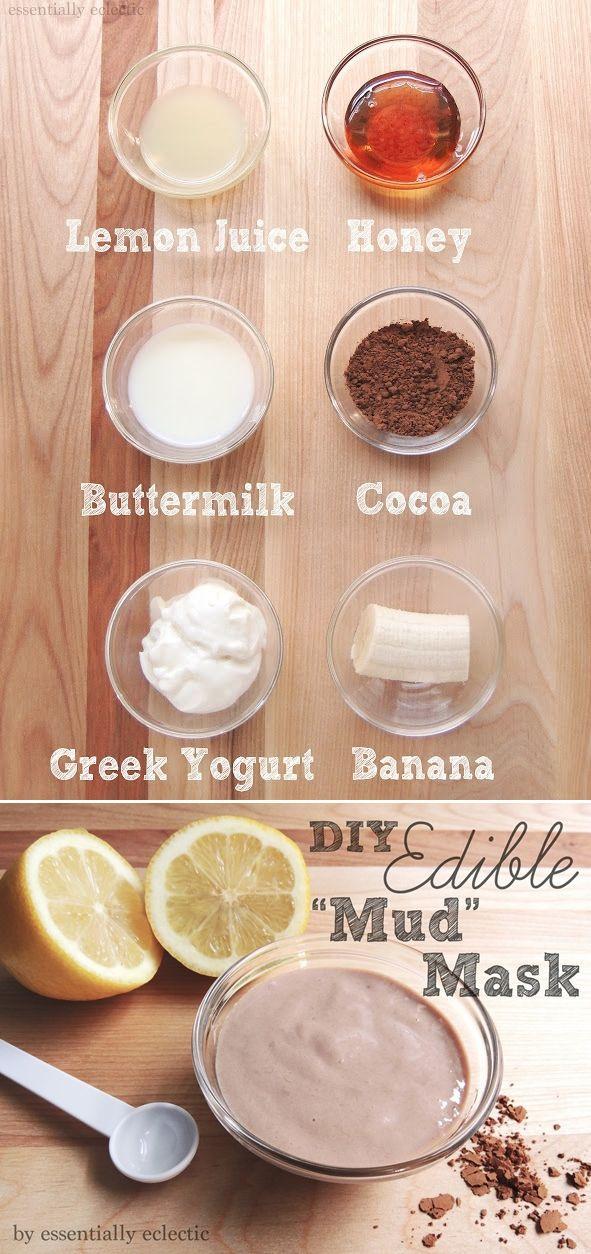 Yogurt Face Mask DIY  17 Best ideas about Yogurt Face Mask on Pinterest
