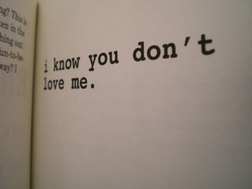 You Dont Love Me Quotes  The Great Gatsby