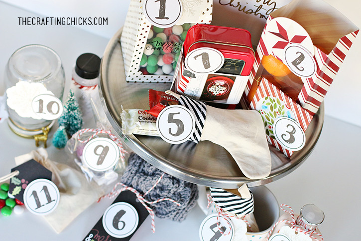 12 Days Of Christmas Gift Ideas  12 Days of Christmas Gift Ideas