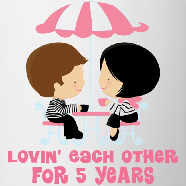 5Th Anniversary Gift Ideas For Couple  Mainstreet Kids T shirts and Gifts Mainstreetkids