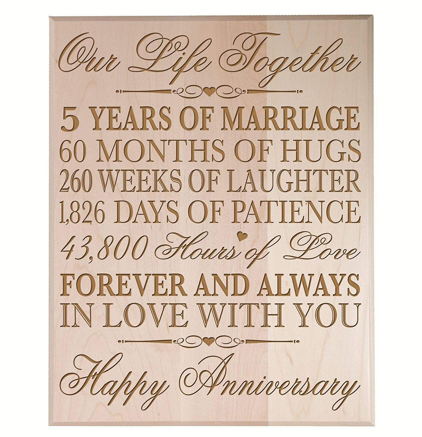 5Th Anniversary Gift Ideas For Couple  Top 20 Best 5th Wedding Anniversary Gifts