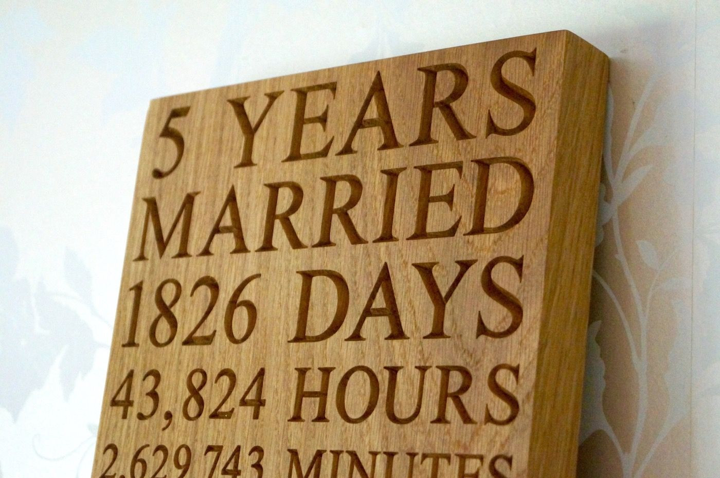 5Th Anniversary Gift Ideas For Couple  5th Wedding Anniversary Wishes Quotes and Messages