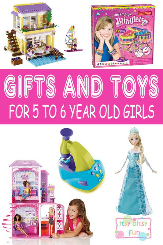 6 Year Old Christmas Gift Ideas  Best Gifts for 5 Year Old Girls in 2016