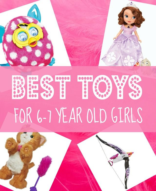 6 Year Old Christmas Gift Ideas  Best Gifts for 6 Year Old Girls in 2017