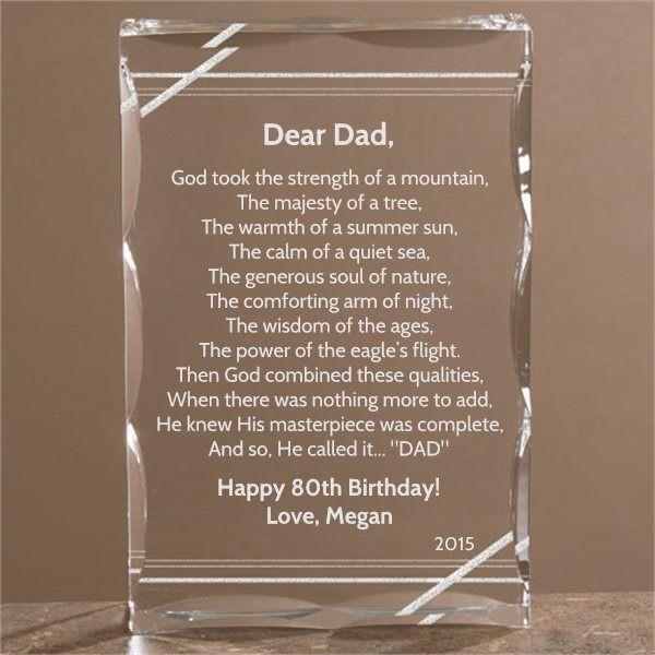 80Th Birthday Party Ideas For Dad  80th Birthday Gift Ideas for Dad Top 25 80th Birthday