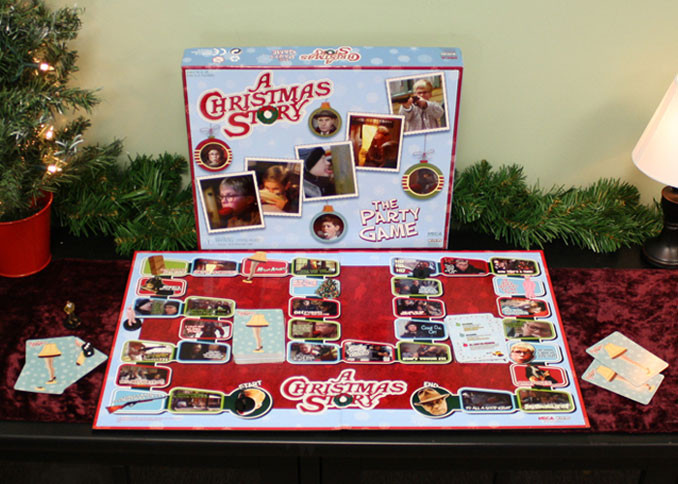 A Christmas Story Party Ideas  Christmas Story Party Game