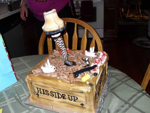 A Christmas Story Party Ideas  2010 July A Christmas Story House Ralphie s House