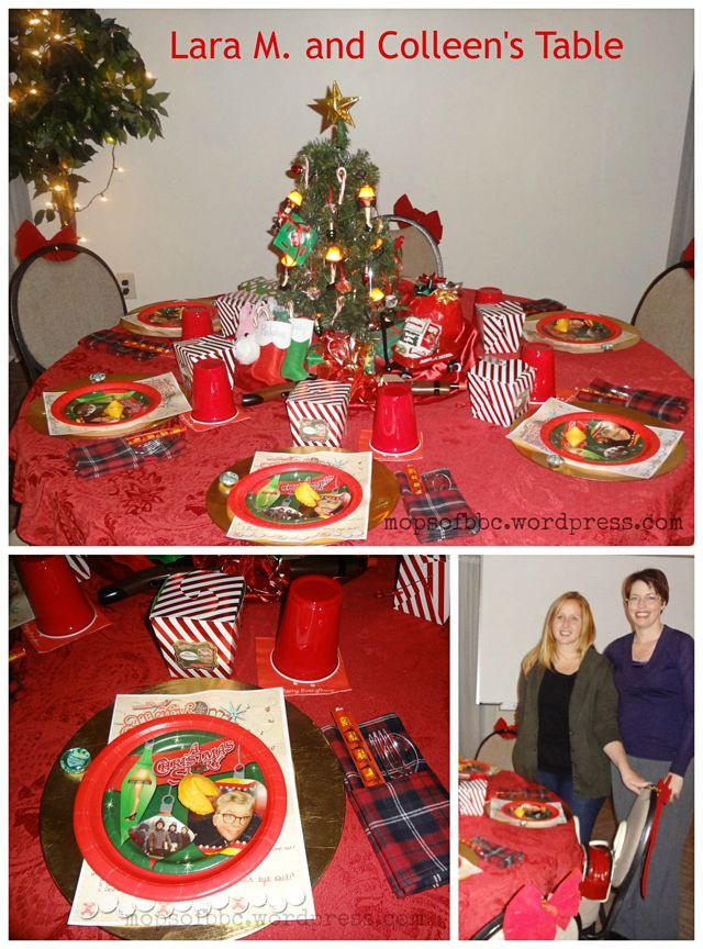 A Christmas Story Party Ideas  17 Best images about a christmas story on Pinterest