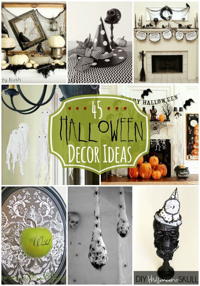 Apartment Halloween Decorating Ideas  36 best Apartment Halloween Decoration Ideas images on
