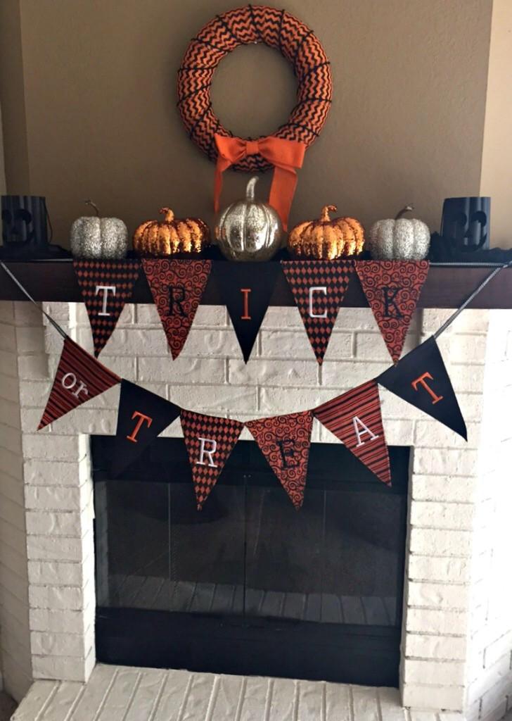 Apartment Halloween Decorating Ideas  Halloween Decor for an Apartment Rachel s Lookbook