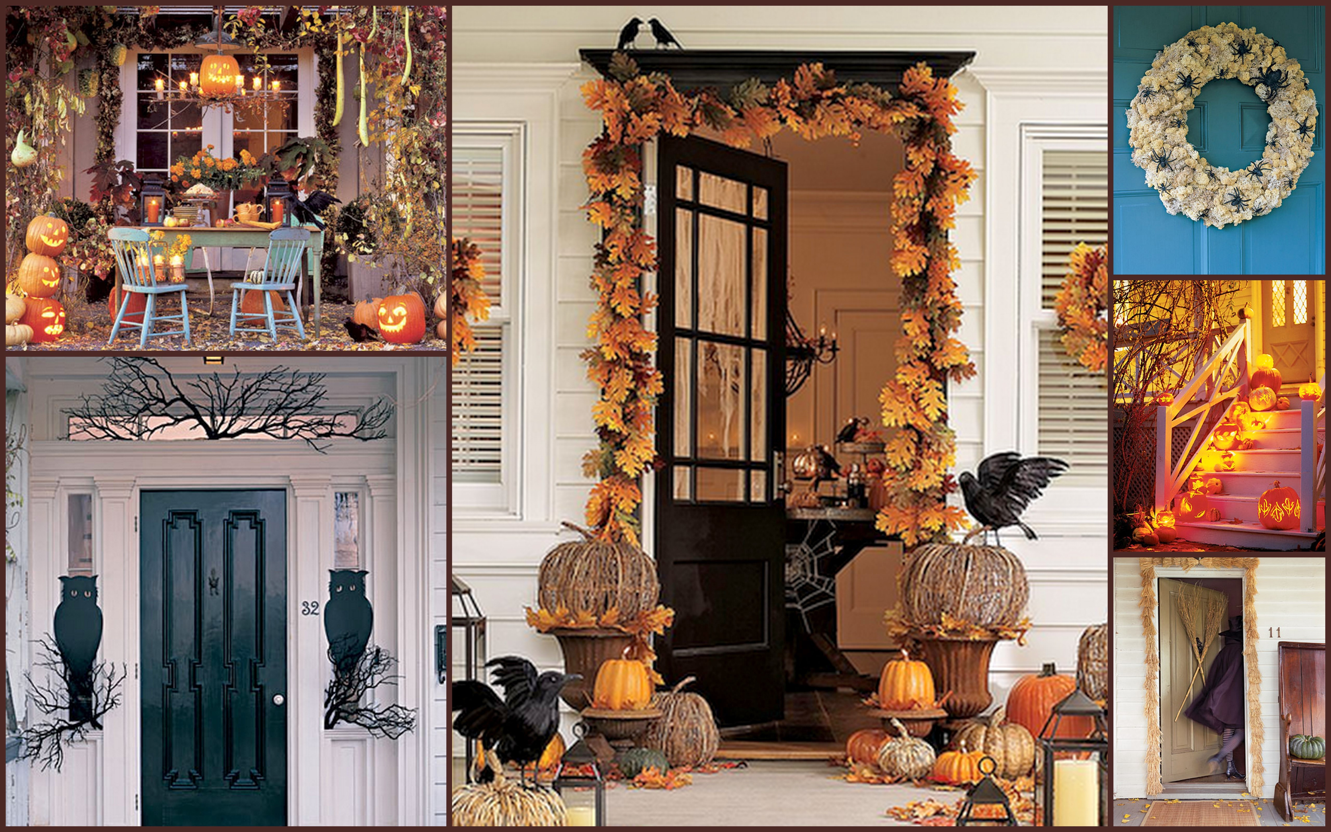 Apartment Halloween Decorating Ideas  October 2011 – lily and co