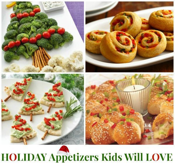 Appetizer Ideas For Christmas Party  Christmas Party Appetizer Ideas