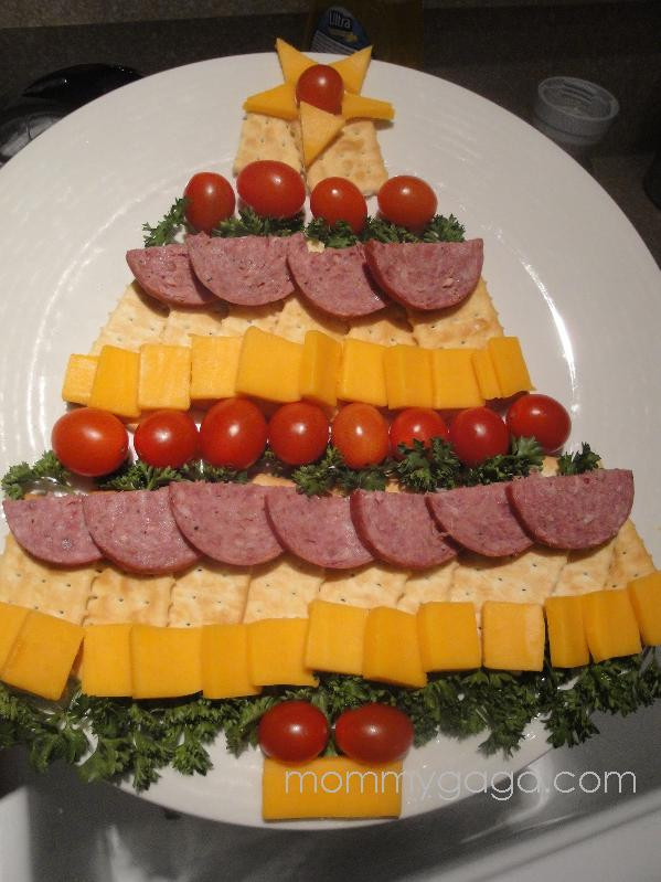 Appetizer Ideas For Christmas Party  Post 204 Christmas Snack Puzzle